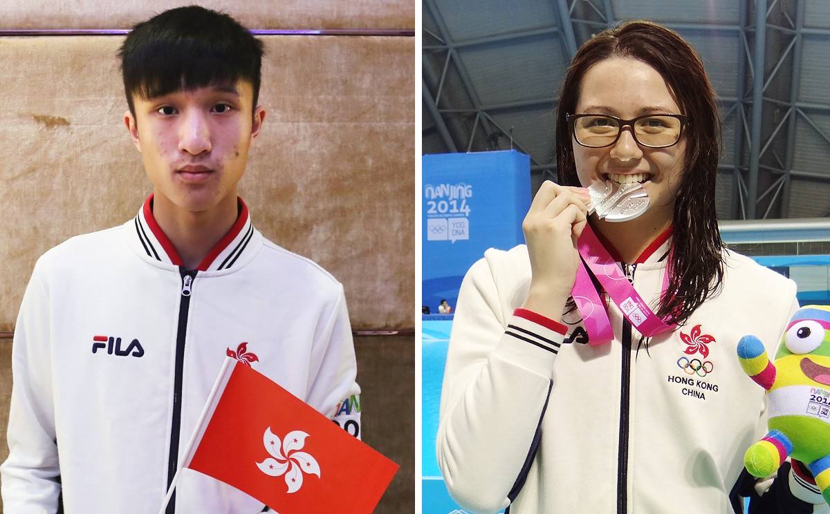 147bf3662bc4 Two more silver medals for Hong Kong athletes at Youth Olympics ...