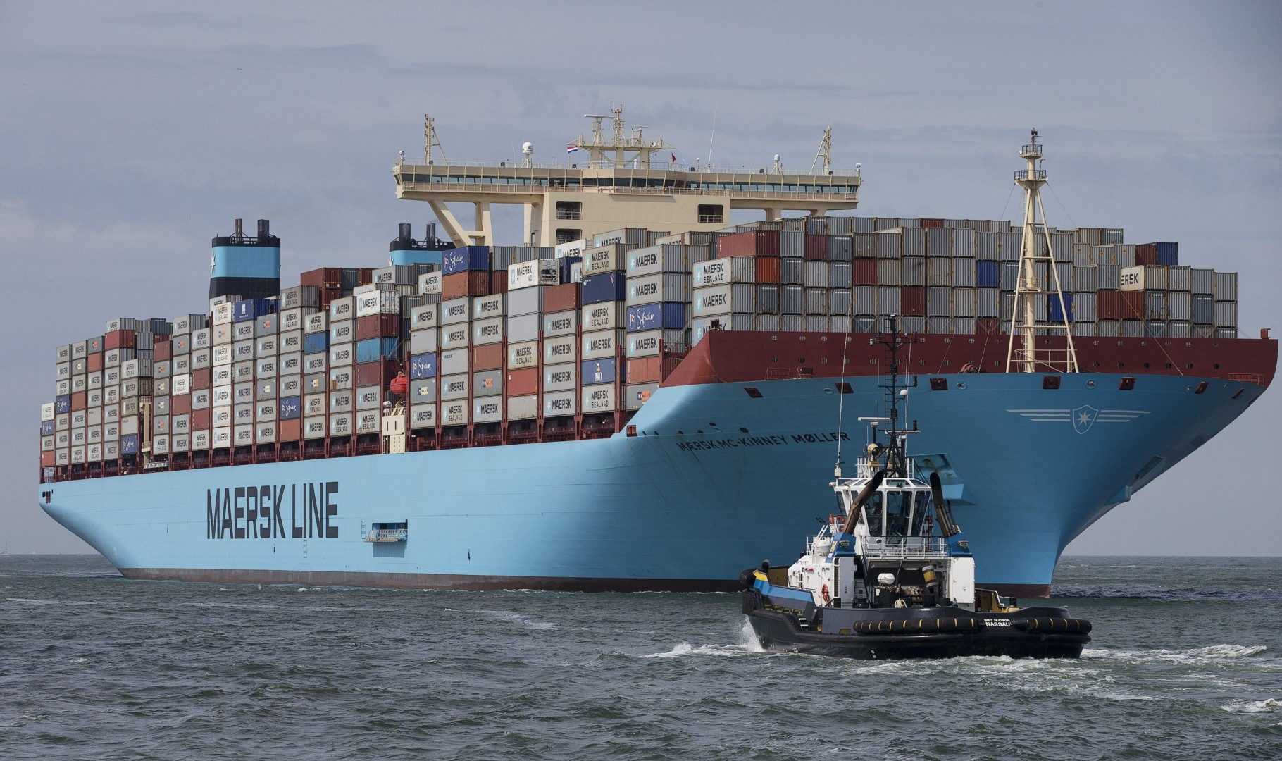 Maersk local agent