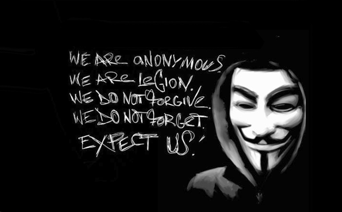 Hackers' group Anonymous shuts down websites after declaring
