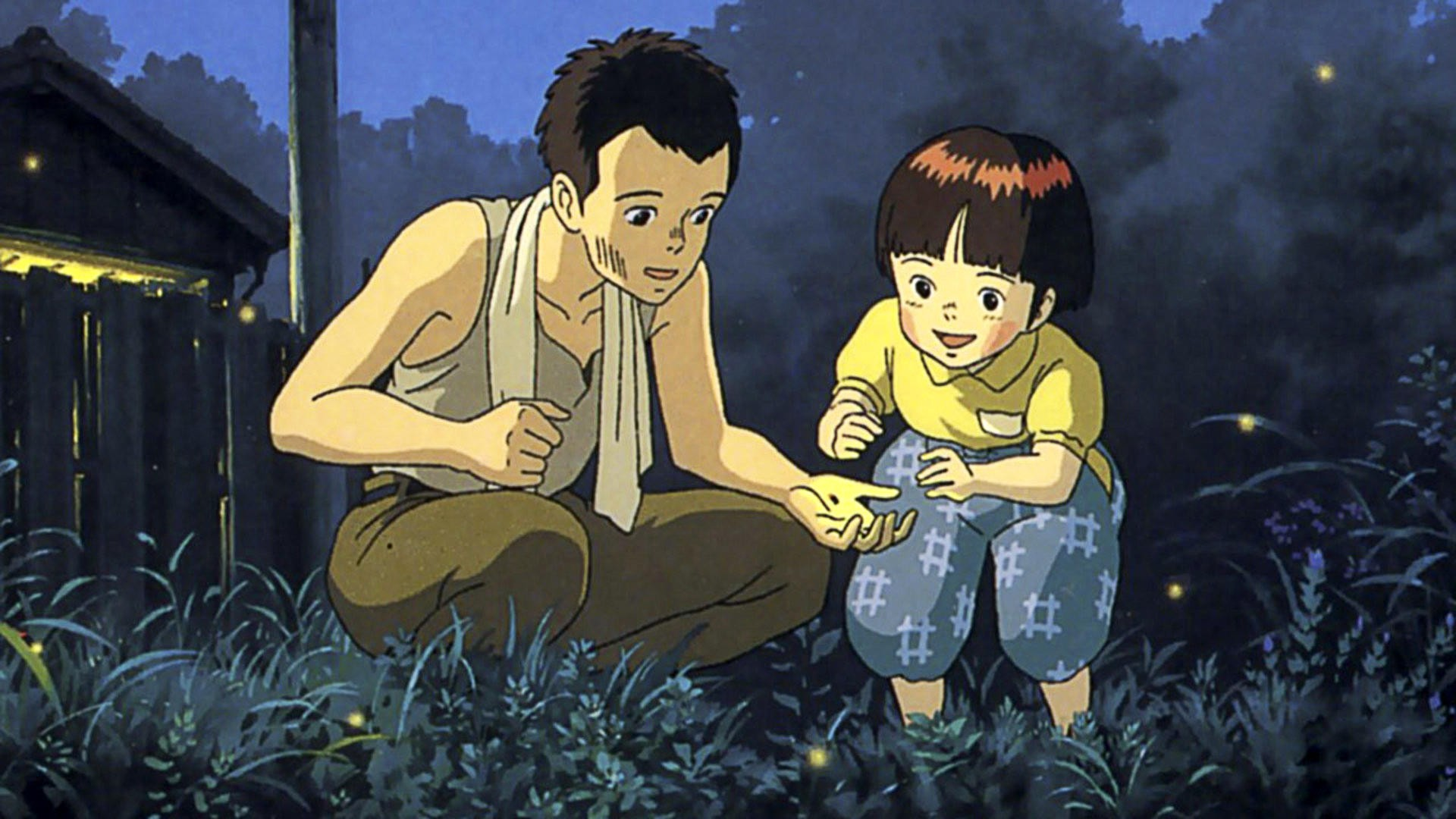 Art House Wartime Animation Grave Of The Fireflies Is A Depressing Masterpiece South China Morning Post
