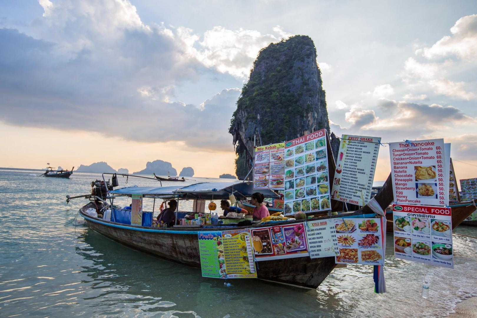 ba4397bdb18 How long-tail boats keep southern Thailand afloat