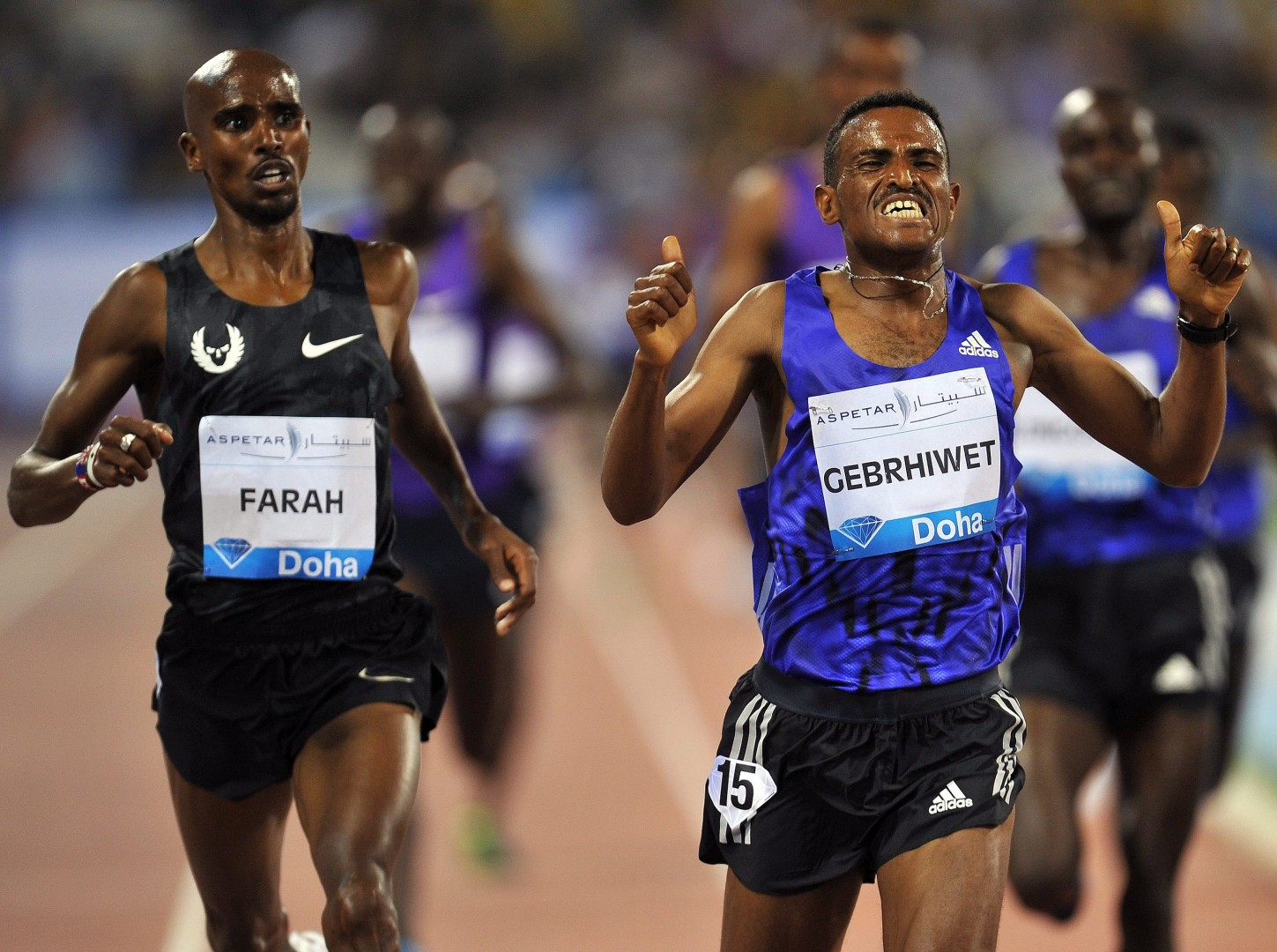 4aa5e02fa Justin Gatlin throws down gauntlet to Usain Bolt with 100m sizzler ...
