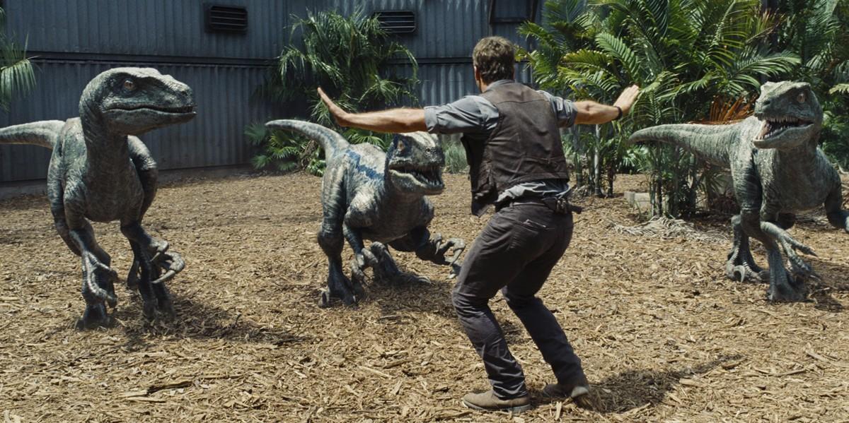 Chris Pratt's five best movies ranked before Jurassic World