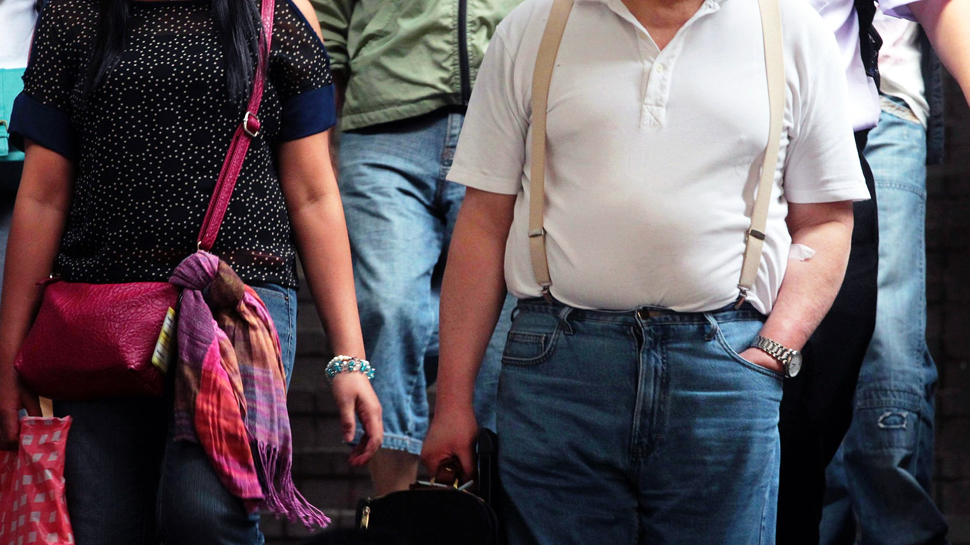 1d2814c665 Many Hong Kong men think they're slimmer than they are, obesity campaigners  say   South China Morning Post