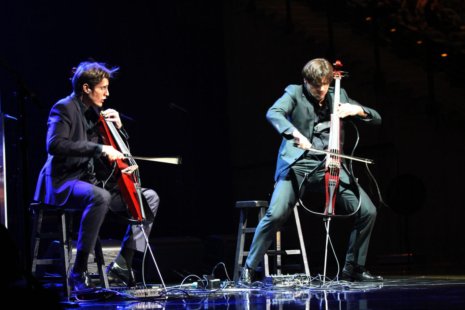 2Cellos bring their classical crossover show to Hong Kong