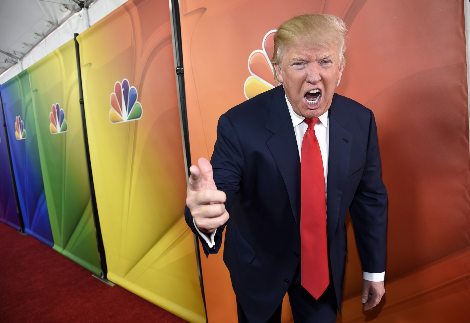 No, YOU'RE fired: NBC dumps Trump over comments on Mexican