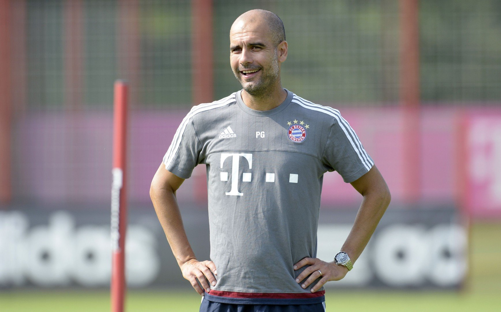18e9acaa9 Pep Guardiola was desperate to coach Brazil at World Cup but FA was scared
