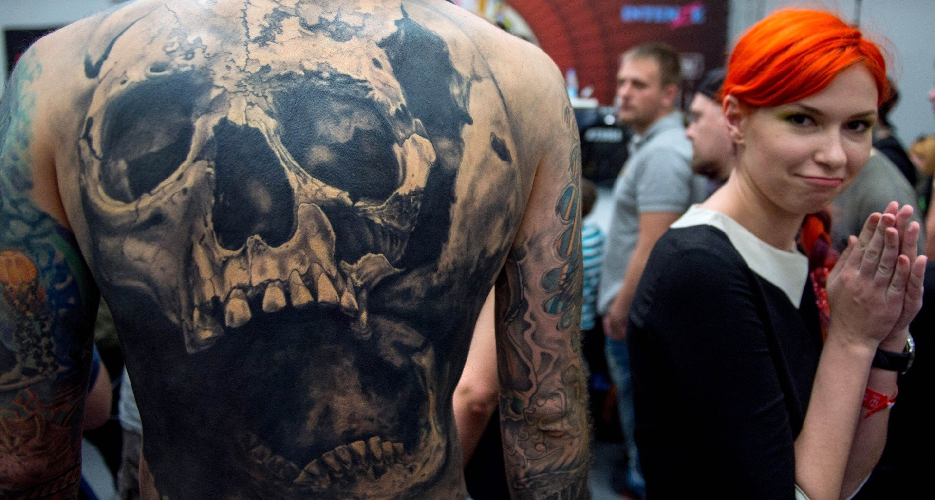 8f1f05de66aba The surprising science of tattoos, from medicinal benefits to how they  hijack the immune system | South China Morning Post