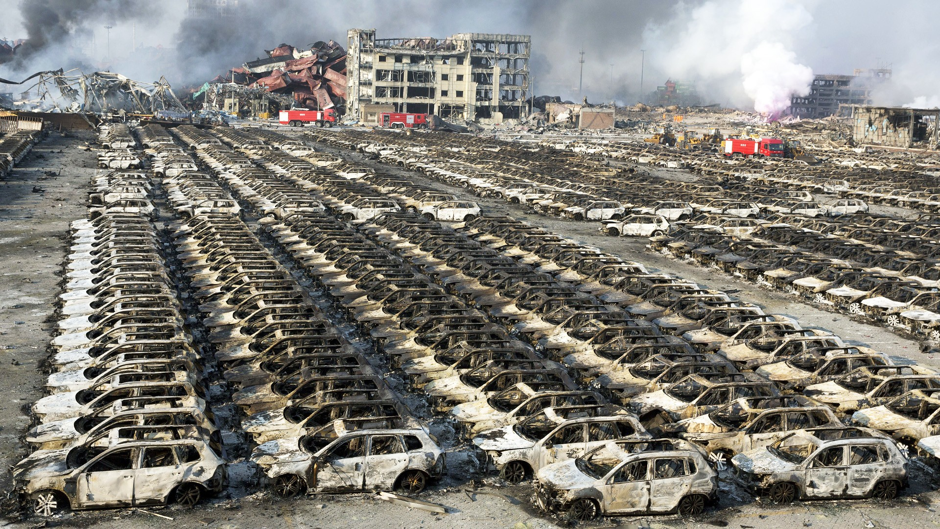 c52ca187226 Deadly blasts in Tianjin mean Toyota likely to divert vehicle shipments   executive