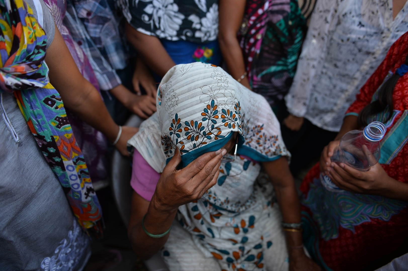 We don't feel safe': After rape of two young girls in New Delhi