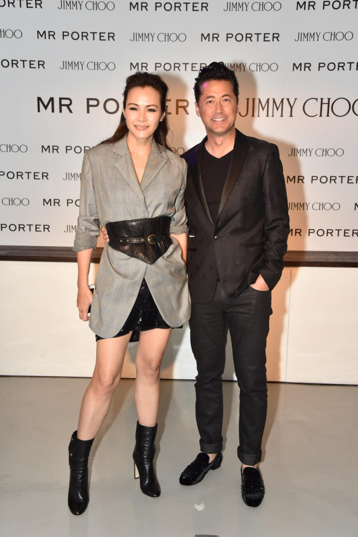 a3a68ffbab3 Mr Porter hosts soiree to celebrate its  The World s Best Shoes  campaign