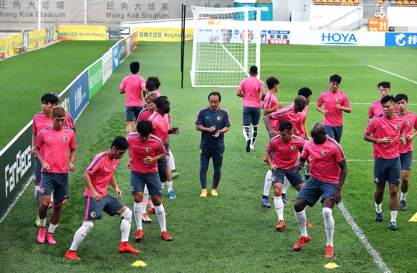 World Cup 'D-day': Victory is only option for Hong Kong and China in