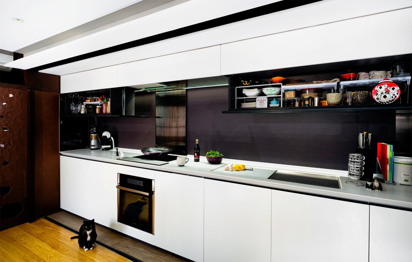 Designers work magic in a 309 sq ft Hong Kong microflat