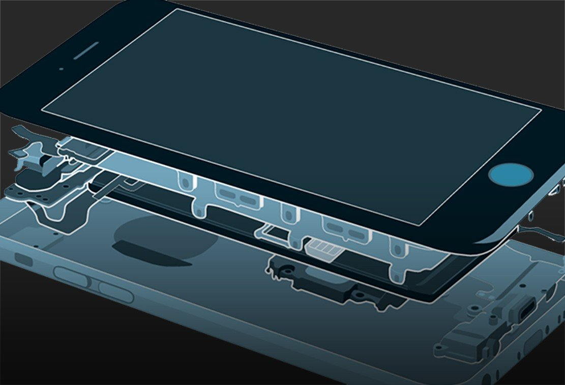 e39413efda5d08 Anatomy of an iPhone: what's in it and where the parts come from | South  China Morning Post