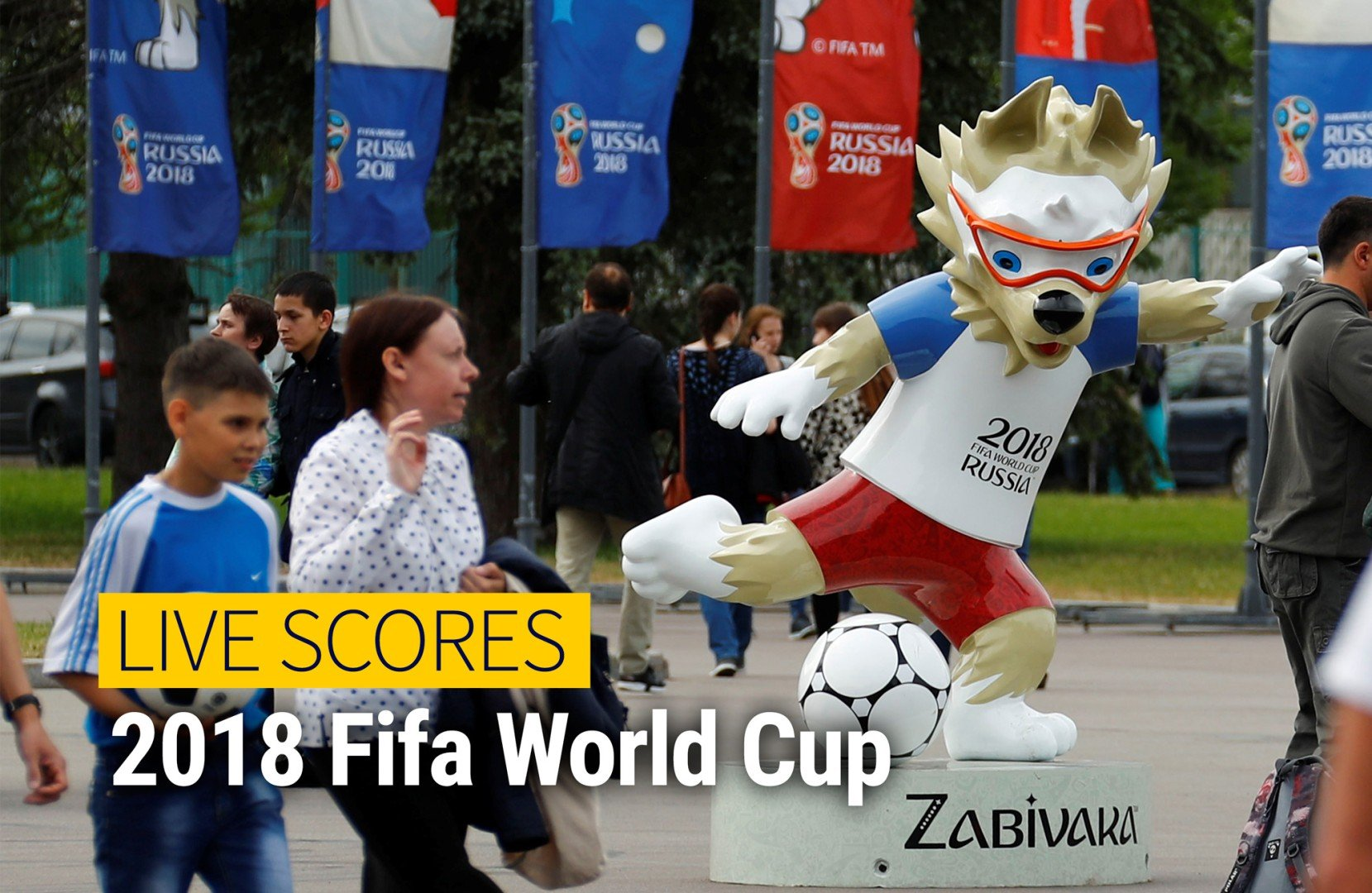 Fifa World Cup 2018 Live Scores And Goal Updates From Russia