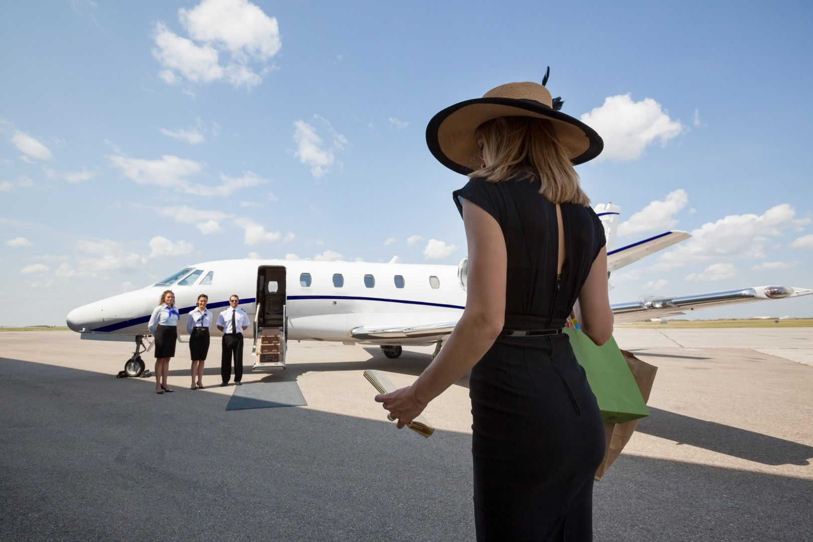 38bfd65c557 Private jet operators court China s billionaire travellers