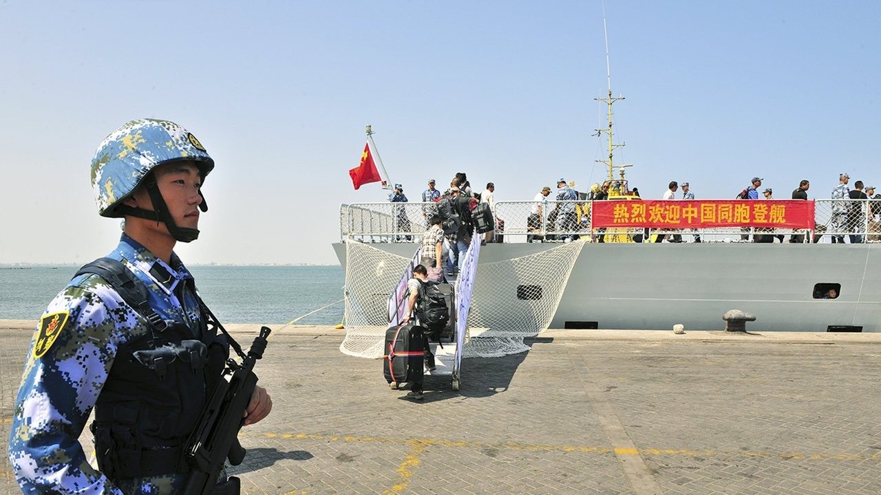 China starts work on Horn of Africa military base in Djibouti ...