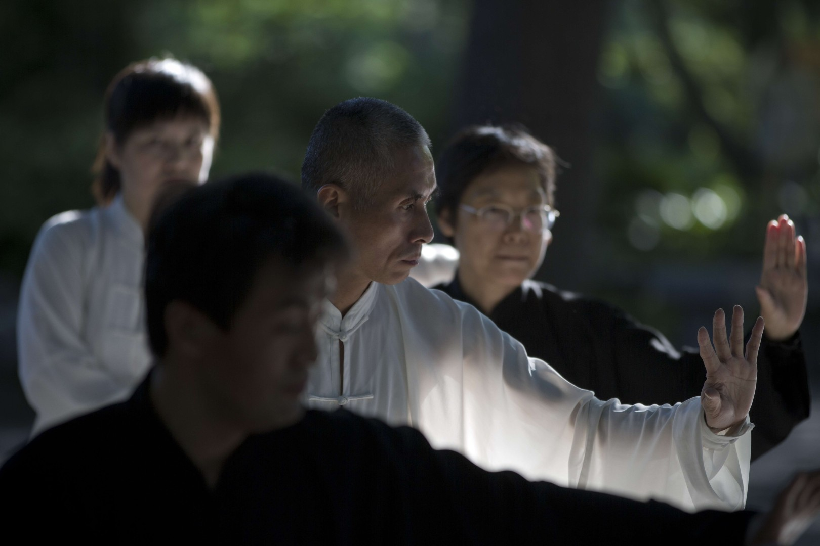 Why Chinese exercises such as tai chi are so good for