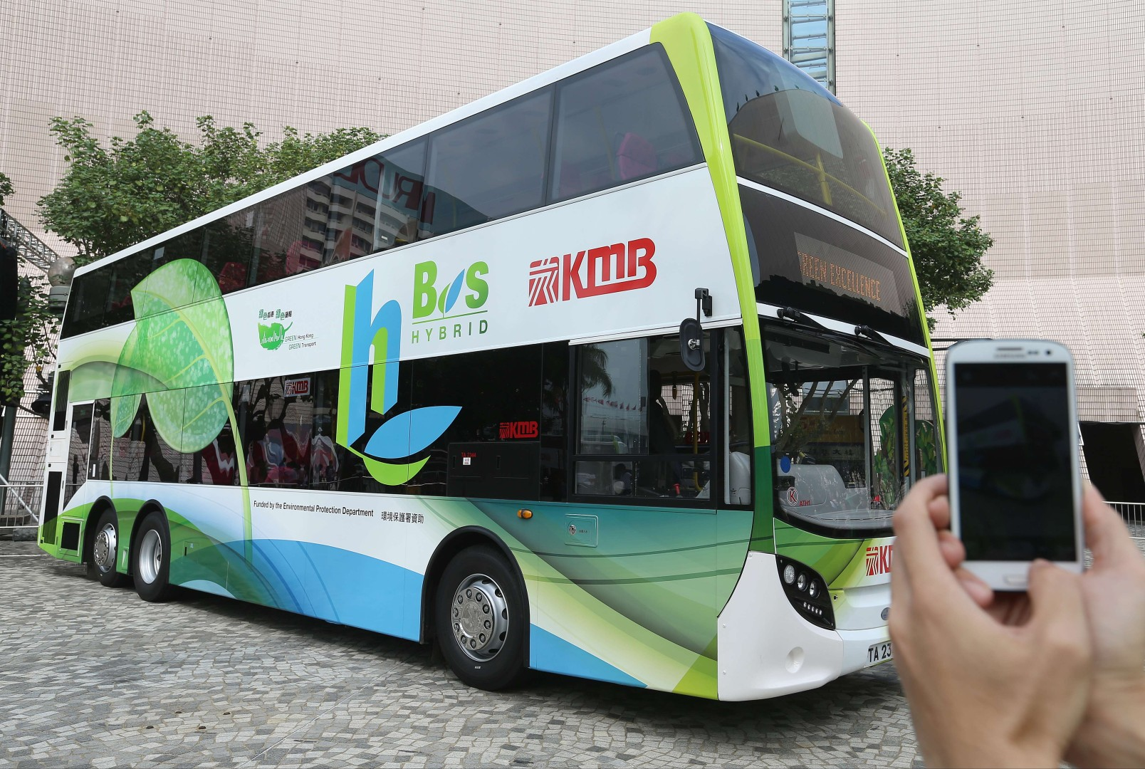 Hong Kong's hybrid electric buses found to use more fuel