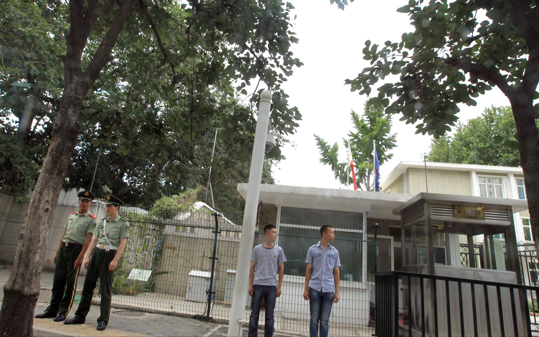 Philippine embassy in Beijing warns Filipinos to be cautious ahead