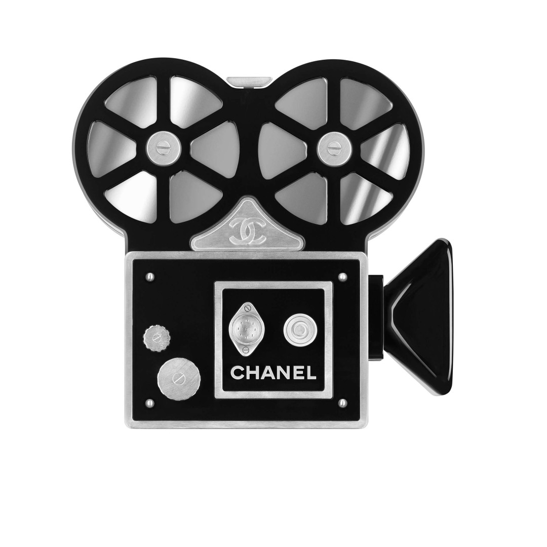 d64137f57b9d Luxe fashion: Chanel's movie-camera clutch … yours for HK$109,100 | South  China Morning Post