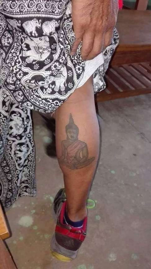 Advice To Tourists Dont Show Your Buddha Tattoo In Myanmar South