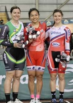 cd5d33e00ddb Disaster for Hong Kong s medal hopes at Olympics as Sarah Lee Wai-sze  crashes out of keirin semi-finals after controversial clash