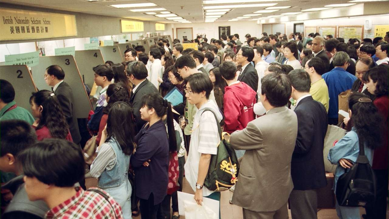 Hong Kong Chinese with two passports want best of both