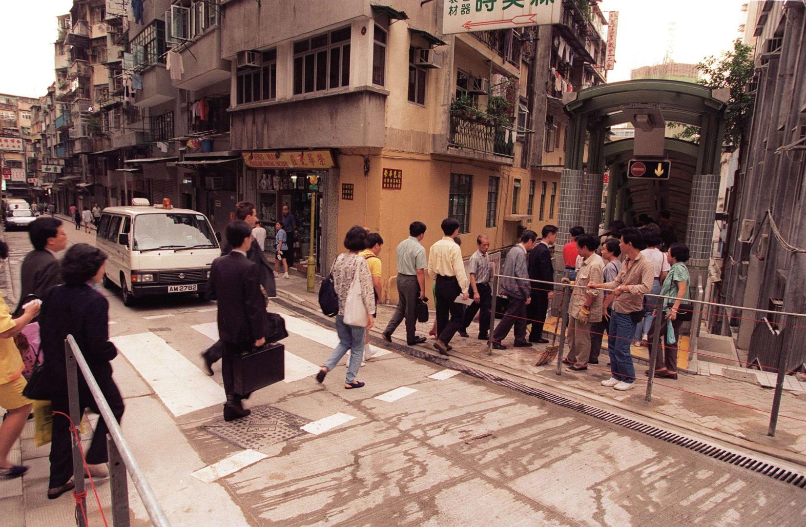 brand new c70c7 0c740 Stories behind Hong Kong districts  SoHo before the escalator   South China  Morning Post