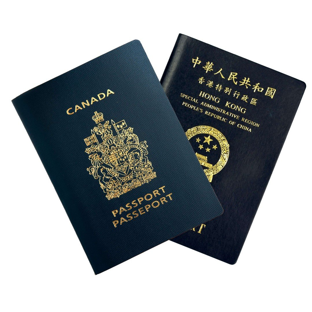Escort passport made in china