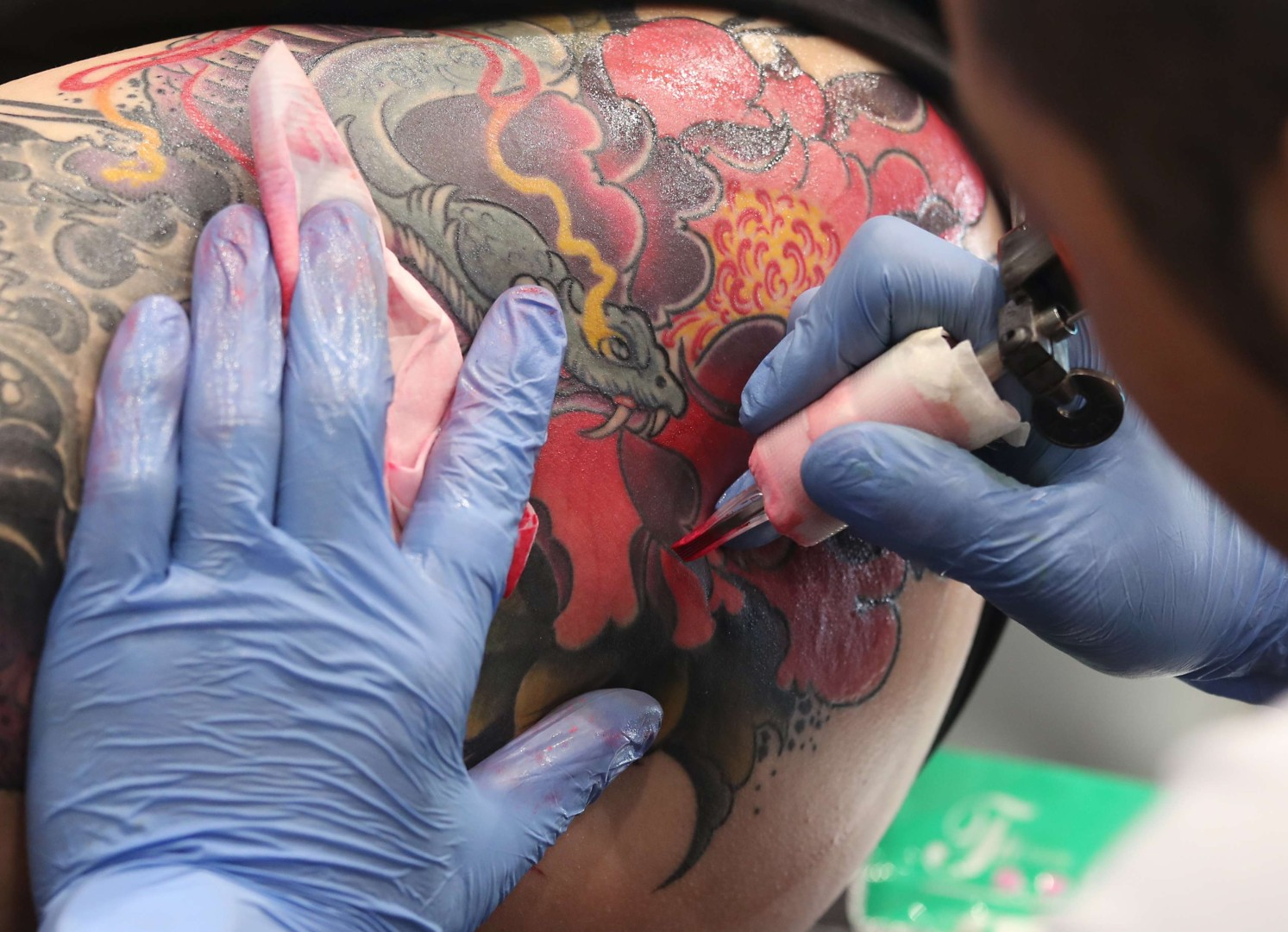 d0f61932f Millennials' love of body art is breaking down tattoo taboos, but still  wise to hide them at work | South China Morning Post