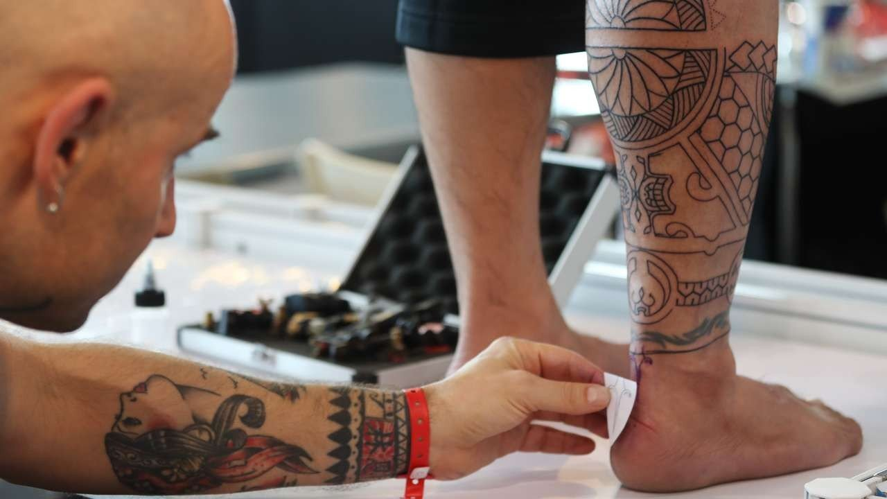 526c0e6ae Millennials' love of body art is breaking down tattoo taboos, but still  wise to hide them at work | South China Morning Post
