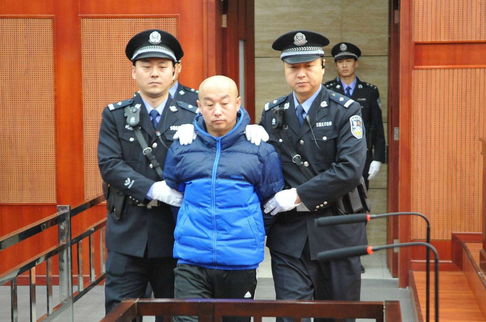 No sign of change in China's deeply flawed criminal justice