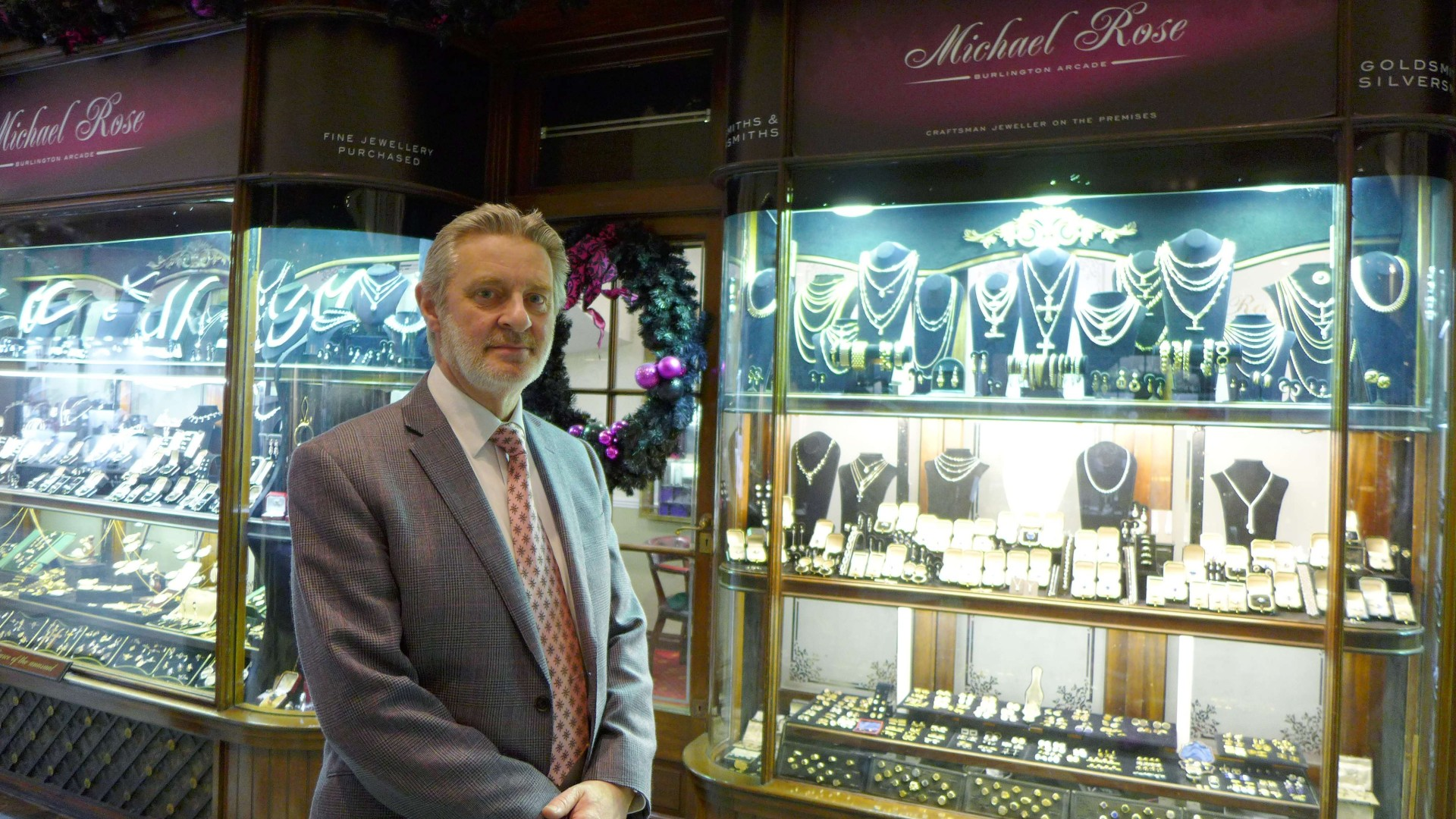 Sparkling times for London jewellers as Chinese flock in