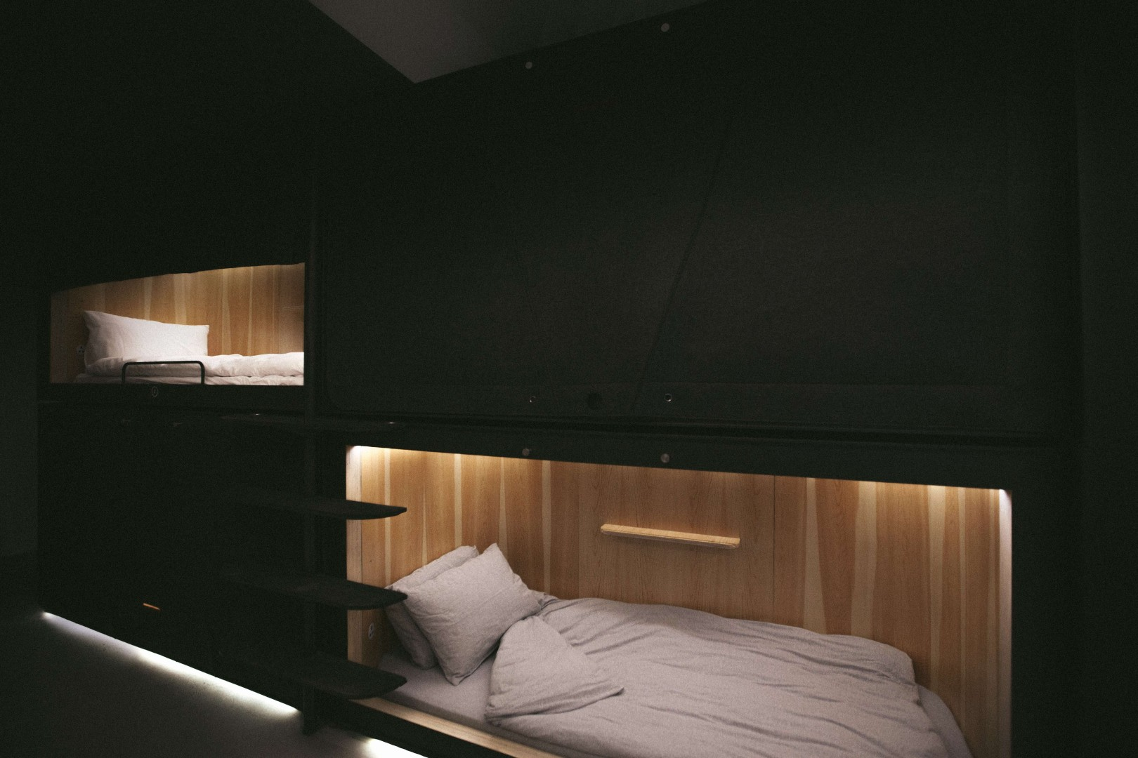 The place to go for a power nap or good night's sleep in Hong Kong