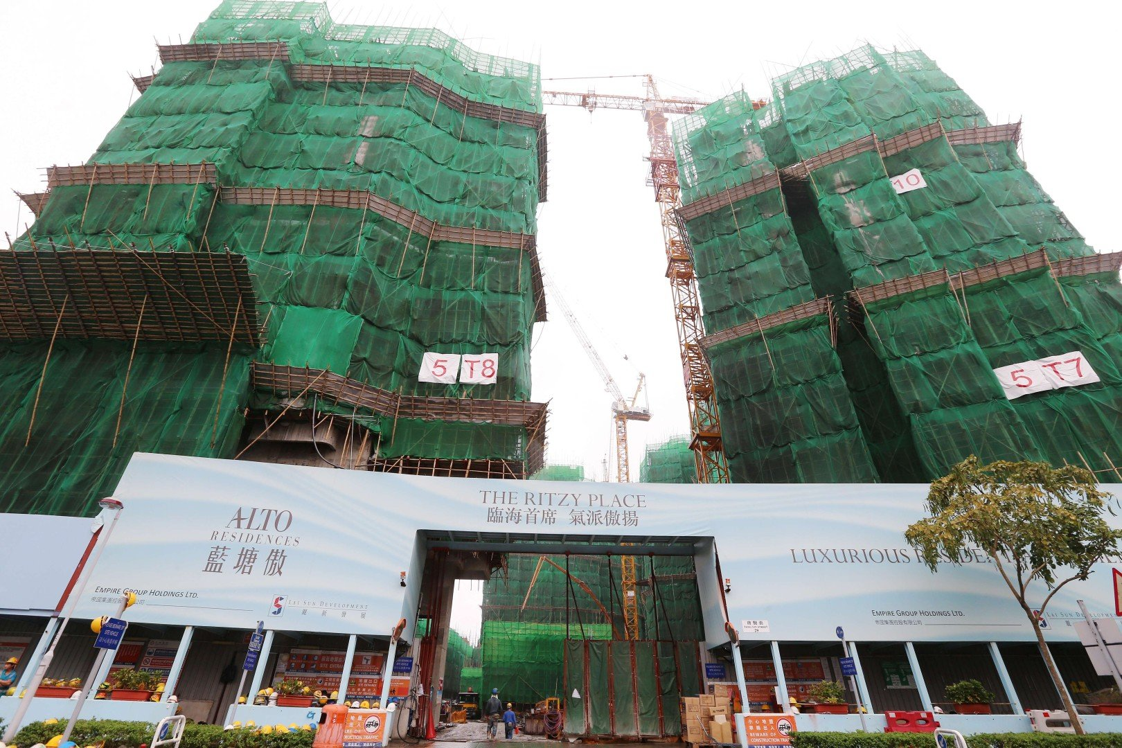 Hong Kong flat buyers put off by 57 per cent price rise at new