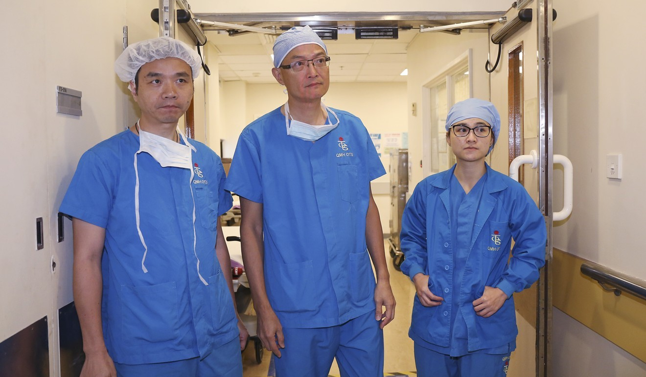 9c5346175f Panels to investigate if Hong Kong hospital and doctors covered up liver  patient blunder