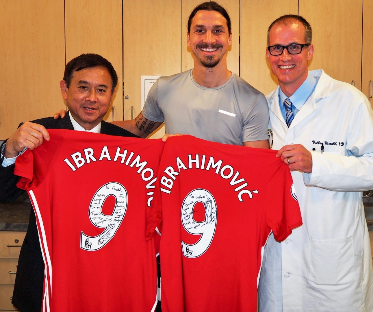 66b4a939e Exclusive  Zlatan Ibrahimovic will play on for  many years  says Hong Kong  surgeon who saved Manchester United star s knee