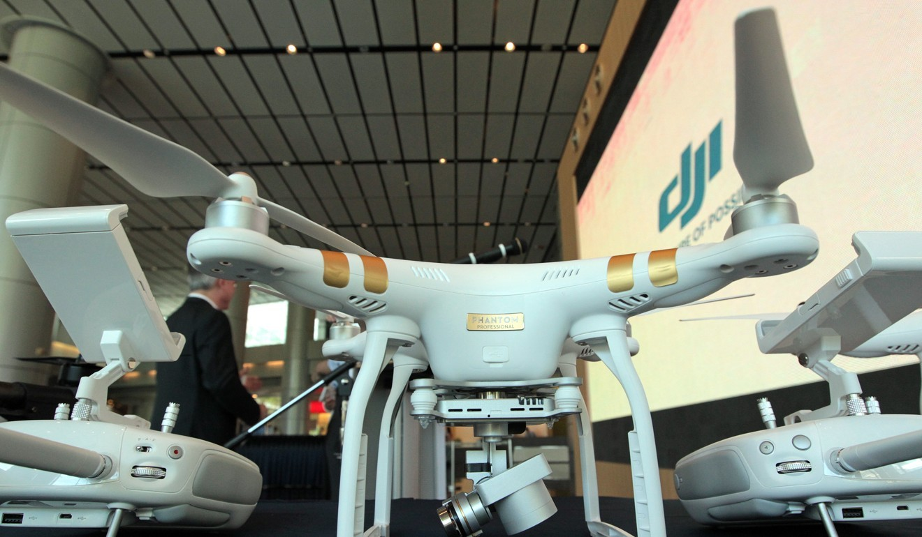 Drone maker DJI targets female users as sales start to taper
