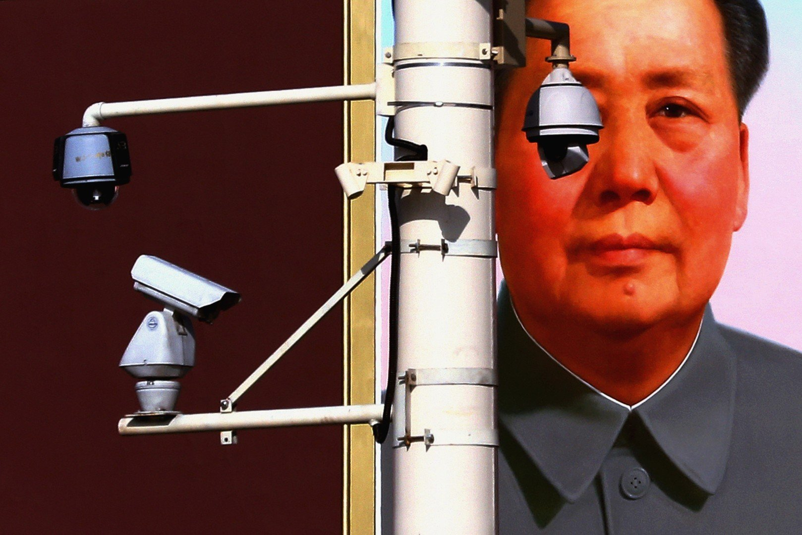 When Big Brother gets God's Eye: China tries to catch up on