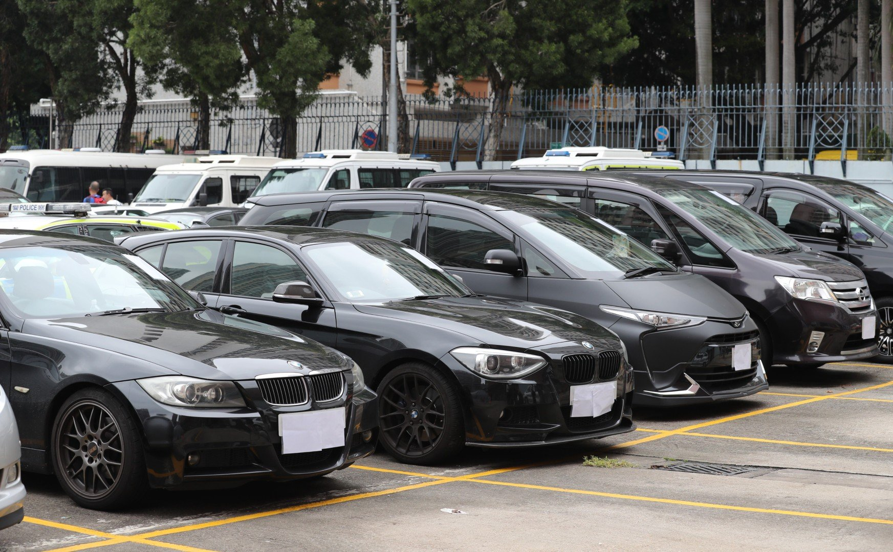 22 Uber drivers arrested in undercover Hong Kong police operation