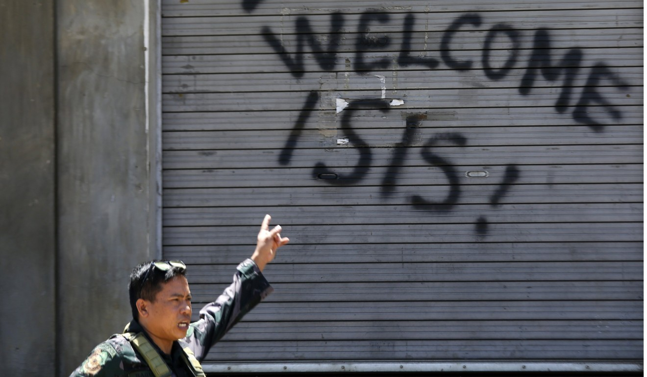 Foreign jihadis join marauding group of IS fighters as clash