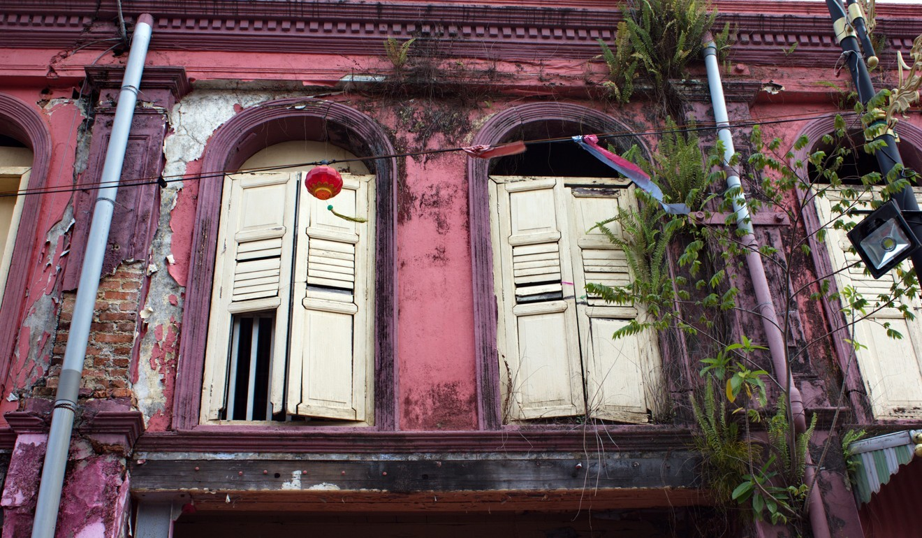 Chinatown in Kuala Terengganu: from rot to a riot of colour