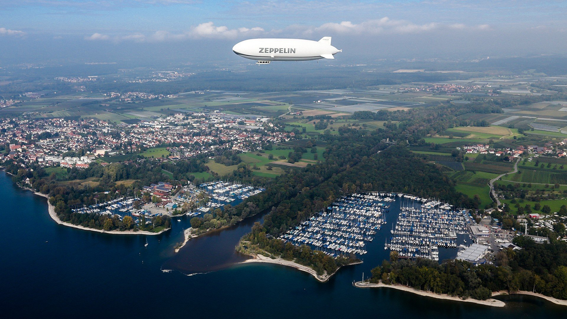 Airships revolutionise luxury travel, and companies target the