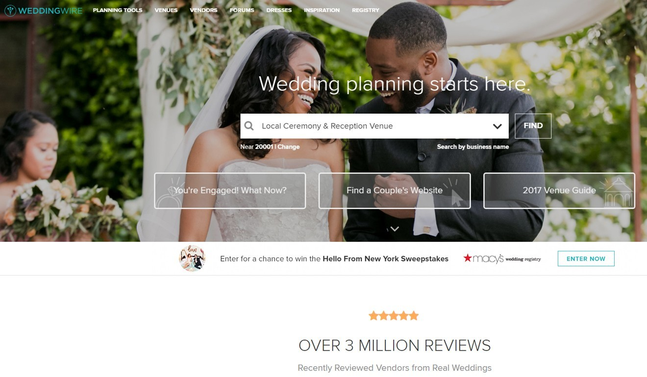 Find A Couple S Wedding Website.Five Wedding Apps And Sites To Help You Hack Your Big Day South