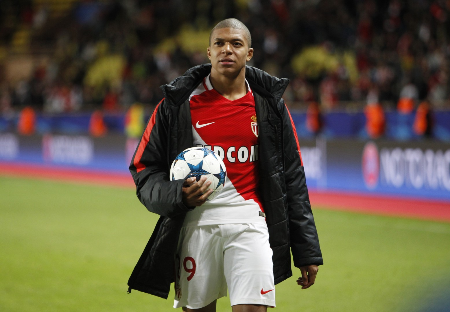 2b1371682 Real Madrid reportedly sign gifted striker Kylian Mbappe in world record  deal