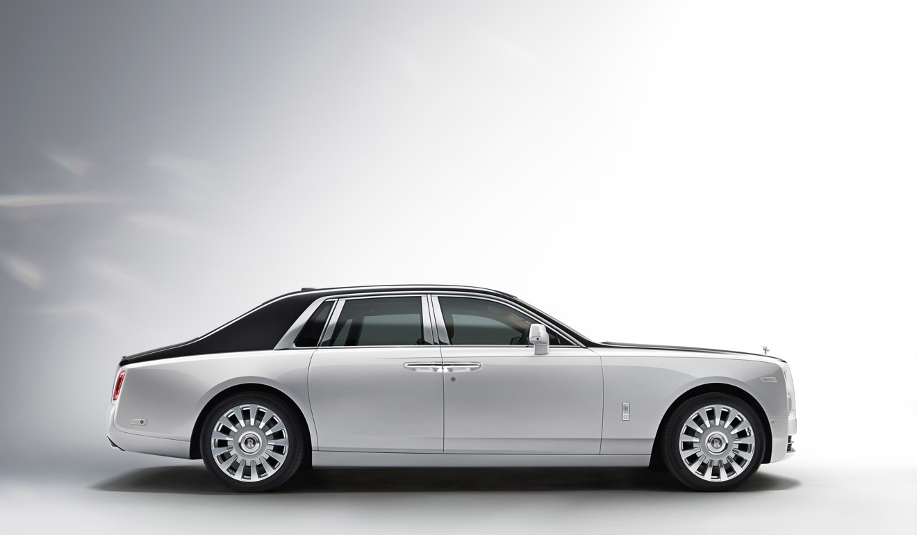 Phantom Viii Is Rolls Royce S Largest And Grandest Car Yet South