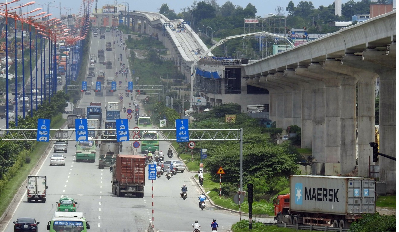 Vietnam's tale of two metros, one built by the Japanese and the