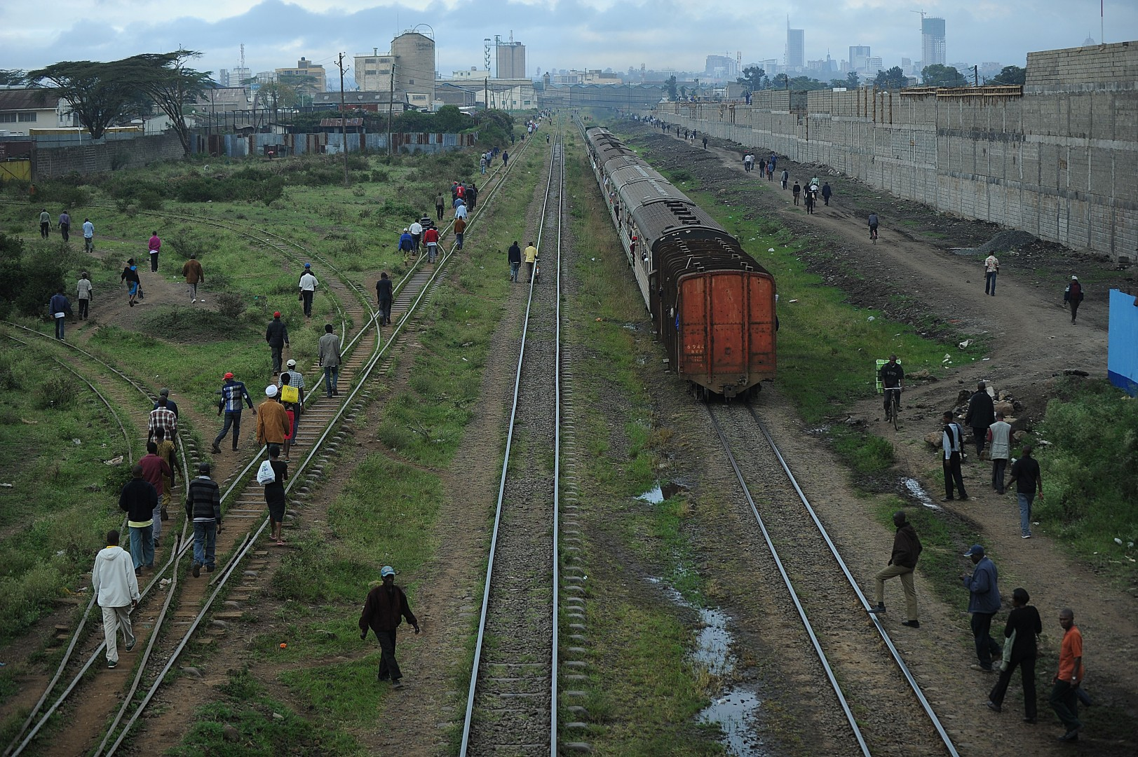 The Lunatic Express: how Kenya's colonial railway compares to new