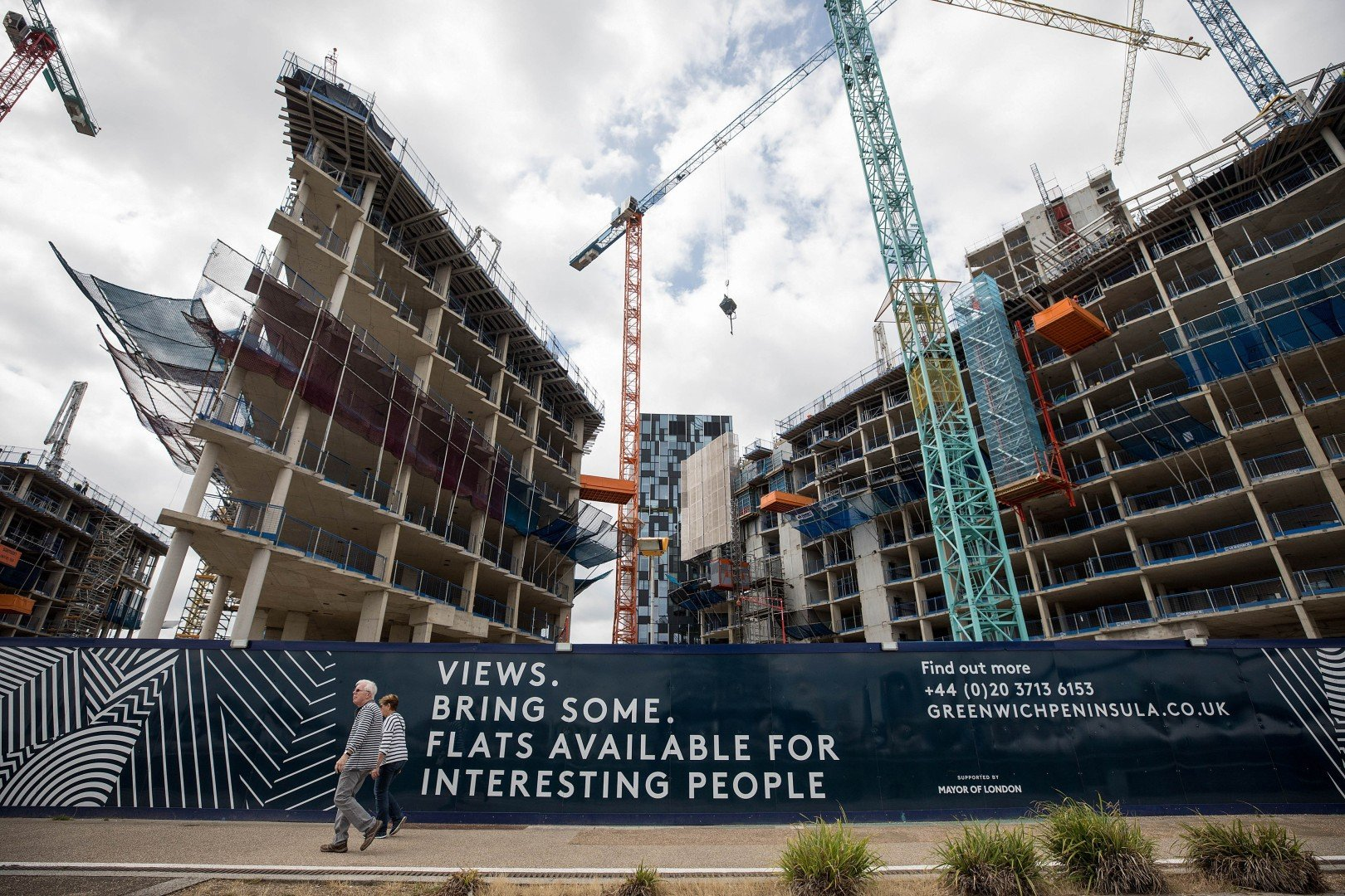 Loans stepped to small UK construction firms to plug gap | South